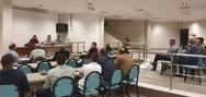 Αχαΐα: O Θεόδωρος Μπαρής είχε συνάντηση με τους προέδρους των Κοινοτήτων