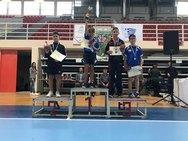 Ίφιτος Πατρών: Χάλκινο μετάλλιο ο Γιώργος Γιώτης, 10η θέση η Ηρώ Γιώτη