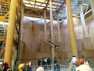 Διάσωση τραυματία από τους πυλώνες στην Γέφυρα Ρίου - Αντιρρίου (φωτο)