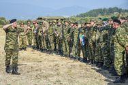 Παρουσία Αρχηγού Γενικού Επιτελείου Στρατού σε άσκηση εθνοφυλάκων του ΤΕΘ Σιδηροκάστρου