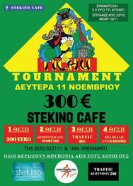 Tichu Tournament at Stekino