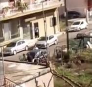 Συμπλοκή Ελλήνων και Αλβανών σε καφενείο στον Πύργο (video)