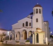 Θρησκευτικές εκδηλώσεις στον Ιερό Ναό Αγίου Δημητρίου Ισώματος
