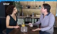 Ελίνα Ακριτίδου: 'Ο Νίκος Φώσκολος με πέταξε έξω από το σπίτι του' (video)