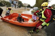 Τρεις νεκροί από τη σφοδρή κακοκαιρία στη νότια Γαλλία