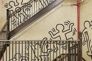 Τοιχογραφία του Κιθ Χάρινγκ αναμένεται να πωληθεί σε δημοπρασία