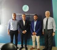 Συνεργασία του Φωκίωνα Ζαΐμη με την Συνομοσπονδία «Ελλάν Πασσέ»