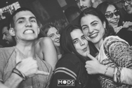 Trash Party at Mods Club 23-10-19