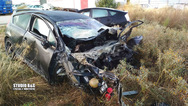 Δύο νεαροί νεκροί από τροχαίο δυστύχημα στο Άργος (video)