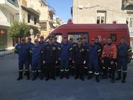 Οι πυροσβέστες της Αχαΐας στην παρέλαση της 28ης Οκτωβρίου!