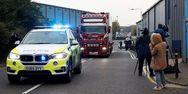 Για ανθρωποκτονία και συνωμοσία παράνομης διακίνησης κατηγορείται ο οδηγός του φορτηγού στο Έσσεξ
