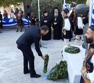 Νεκτάριος Φαρμάκης: 'Οι Έλληνες είμαστε ικανοί για όλα όταν είμαστε ενωμένοι'