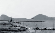 Το λιμάνι και η θάλασσα της Πάτρας στα χρόνια της κατοχής (φωτο)