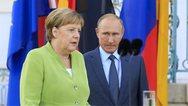 Επικοινωνία Πούτιν με Μέρκελ για τη Συρία