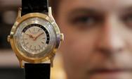 Στο «σφυρί» το ακριβότερο ρολόι στην ιστορία των δημοπρασιών του Christie's