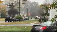 Αεροσκάφος έπεσε πάνω σε σπίτια στο Νιού Τζέρσεϊ