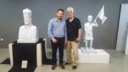 Παρατείνεται η Έκθεση Γλυπτικής του Εύαγγελου Τύμπα στο Αγρίνιο!