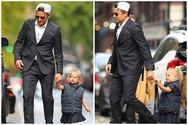 Bradley Cooper - Πρωινή βόλτα με την 2χρονη κόρη του (φωτο)
