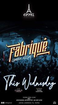 Fabrique at Eiffel Night Club