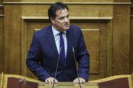 Άδωνις Γεωργιάδης: Ξεπερνούν κάθε όριο οι χρεώσεις των τραπεζών