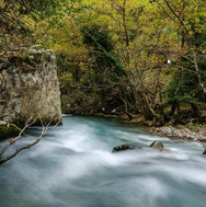 Οδοιπορικό στο Λούσιο - Το ποτάμι με τα πιο κρύα νερά του αρχαίου κόσμου (pics)