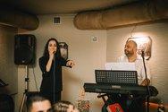Panagiwtis Tsalidis & Maria Theodwrou Live at Ραέτι 30-10-19