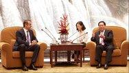 Li Qiang σε Μητσοτάκη: 'Η Ελλάδα είναι ο καλός μας φίλος στην Ευρώπη'