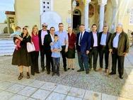 Πάτρα: Με επιτυχία πραγματοποιήθηκε ο εορτασμός της πολύτεκνης οικογένειας