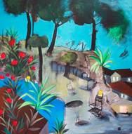 Έκθεση 'Ο Άλλος Άνεμος' στην Γκαλερί Cube