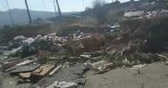 Πάτρα: Σκουπιδότοπος και εγκατάλειψη δίπλα από το ποτάμι του Γλαύκου