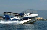 Οι πτήσεις υδροπλάνων θα ξεκινήσουν από την Πάτρα, το Μάιο του 2020