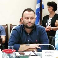 Ο Πατρινός Νίκος Μοίραλης στην εκλογική μάχη του Οικονομικού Επιμελητηρίου