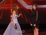 Αποχώρησε η Κωνσταντίνα Αρέστη από το X Factor (video)
