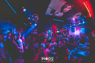 Trash Party at Mods Club 06-11-19