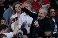 Αργεντινή, Κούβα και Βενεζουέλα πανηγυρίζουν για την αποφυλάκιση του Λούλα