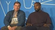 Ο Kanye West είπε πως θα κατέβει υποψήφιος για πρόεδρος των ΗΠΑ και το κοινό... γέλασε (video)
