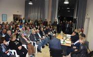 Πάτρα - Πραγματοποιήθηκε η Λαϊκή Συνέλευση του Νοτίου Διαμερίσματος (φωτο)