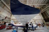 Η NASA παρουσίασε το ηλεκτρικό πειραματικό αεροσκάφος της Χ-57 Μάξγουελ