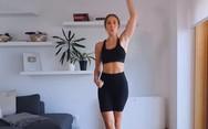 Ένα αερόβιο workout για αρχάριους
