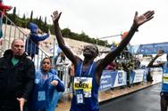Νικητής ο Κενυάτης Τζον Κόμεν στον 37ο Μαραθώνιο