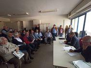 Πάτρα - Σημαντικά θέματα συζητήθηκαν στη Λαϊκή Συνέλευση που έγινε στο Ρίο