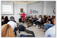 Ε.Ε.Σ. - Εκπαίδευση παροχής Πρώτων Βοηθειών σε στελέχη φαρμακευτικής εταιρείας