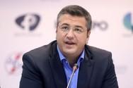 Υποψήφιος για την προεδρία της Ένωσης Περιφερειών Ελλάδας ο Απόστολος Τζιτζικώστας