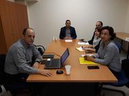Πάτρα: O Θεόδωρος Βασιλόπουλος πραγματοποίησε συνάντηση εργασίας για το έργο TAGs