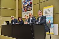 Ο Παναγιώτης Τσώνης συμμετείχε στο Διεθνές Συνέδριο Συνδυασμένων Εμπορευματικών Μεταφορών