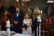 Κοζάνη: Η νύφη πήγε με το αστικό λεωφορείο στην εκκλησία (pics+video)