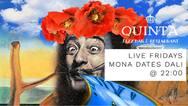 'Mona dates Dali' at Quinta Jazz Bar & Restaurant