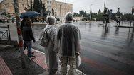 Kακοκαιρία: Η Βικτώρια πάνω από την Αθήνα - Καταστροφές σε Κέρκυρα, Κεφαλονιά (pics+video)