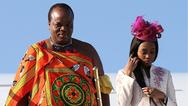 Σουαζιλάνδη: Ο βασιλιάς έδωσε 15 εκατ. ευρώ και αγόρασε... Ρολς Ρόις στις 14 συζύγους του!