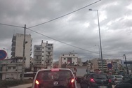 Πάτρα: 'Ουρές' στην Μίνι Περιμετρική, ταλαιπωρία για τους οδηγούς